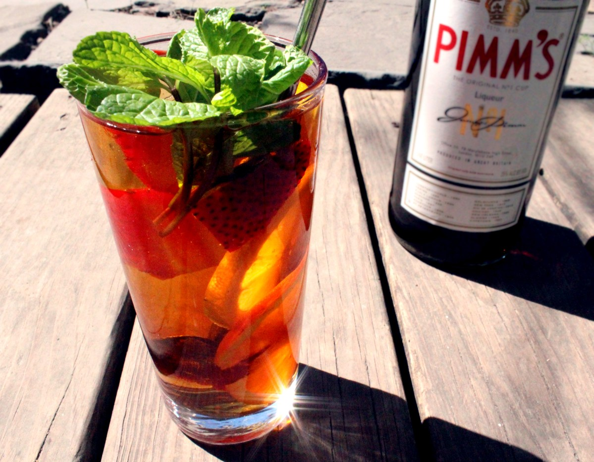 The Pimm's Royale Recipe | Food Republic