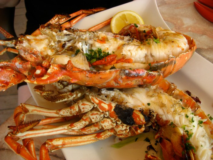Simple Grilled Whole Lobster Recipe - Food Republic