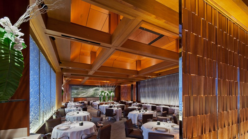 Eye on the Prize: Le Bernardin, Remixed