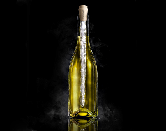 The Corkcicle: A revolutionary way to chill your wine