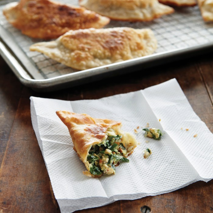 Chinese Chive And Pressed Tofu Turnover Recipe - Food Republic