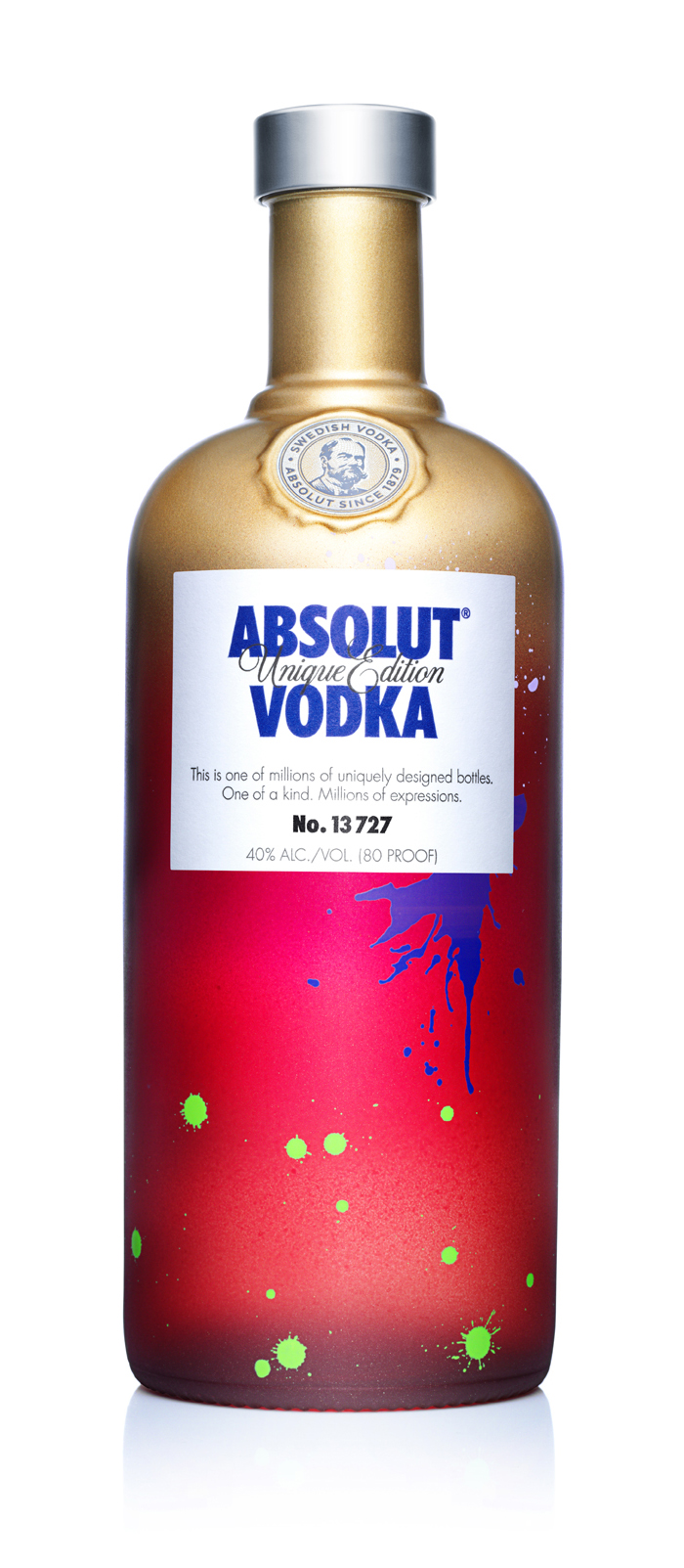 Absolut Unique Is An Acid Trip With More Booze – Food Republic