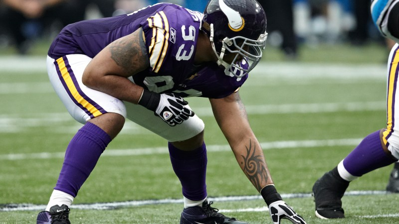 Kevin Williams has been a fixture of the Minnesota Vikings defense since 2003.
