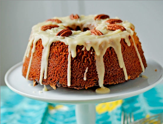 Jack daniels chocolate chip praline cake recipe food republic forumfinder Images