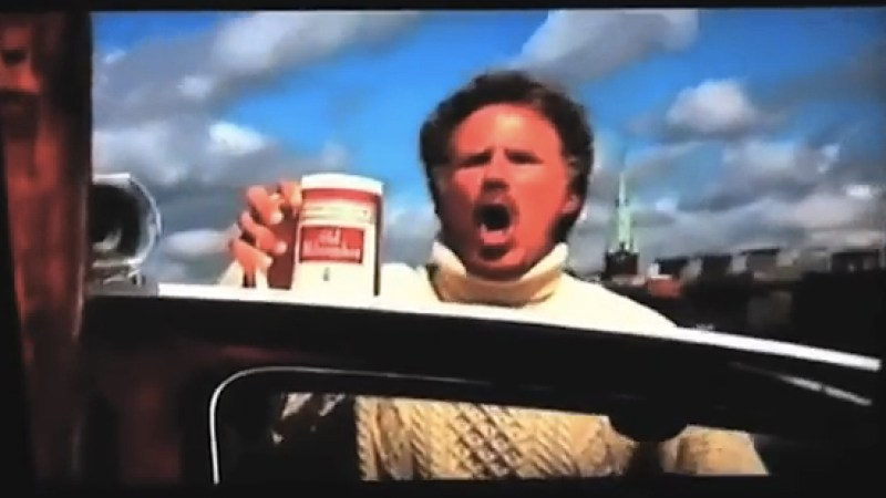 Ad Snacking: Will Ferrell Speaks Swedish (Kind Of) For Old Milwaukee