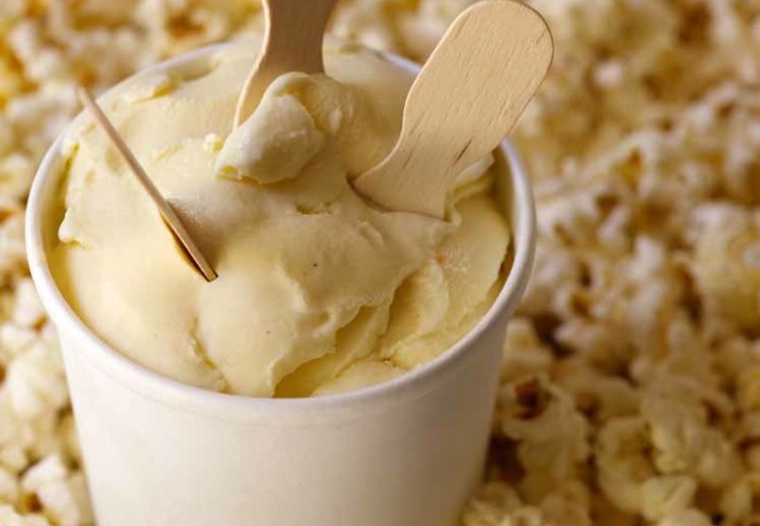 Buttered Popcorn Gelato Recipe - Food Republic