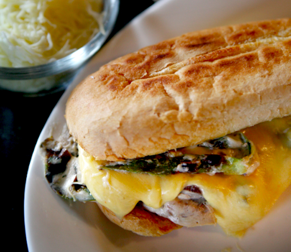 Spicy Mushroom Torta With Cheese Recipe - Food Republic