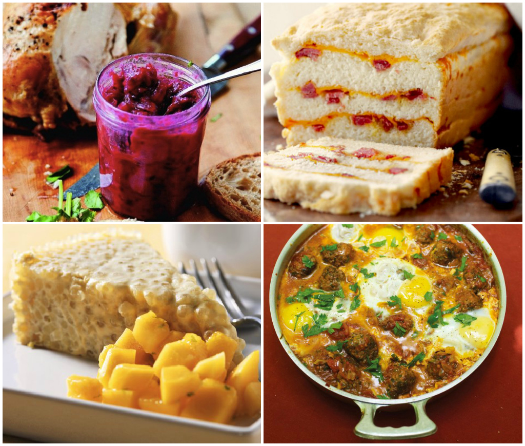 ... Week: Smashed Shumai, Puffy Grits, Cranberry Mustard – Food Republic