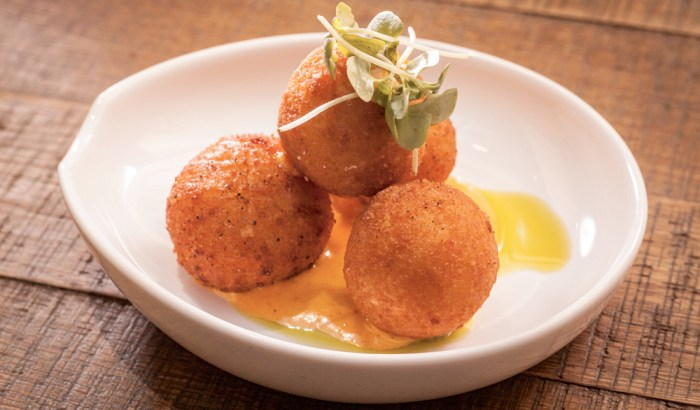 Recipe Of The Day: Saffron Arancini | Food Republic