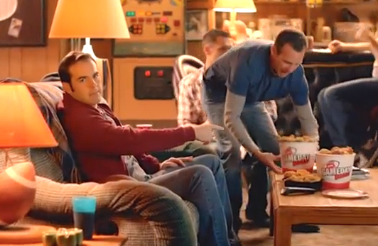 Ad Snacking: KFC's Couchgating Concept Never Makes It Off The Couch