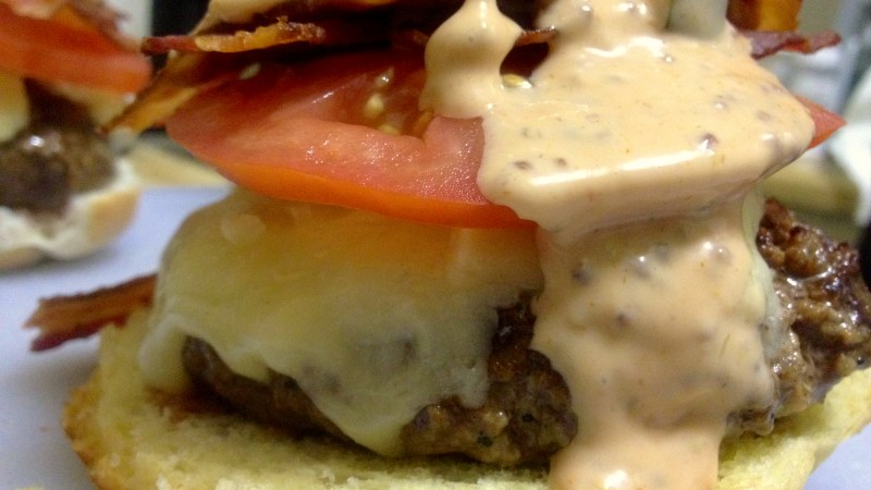 How To Make Secret Sauce For Your Burger