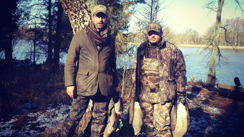 Virginia Duck Hunting Is A Southern Chef Tradition