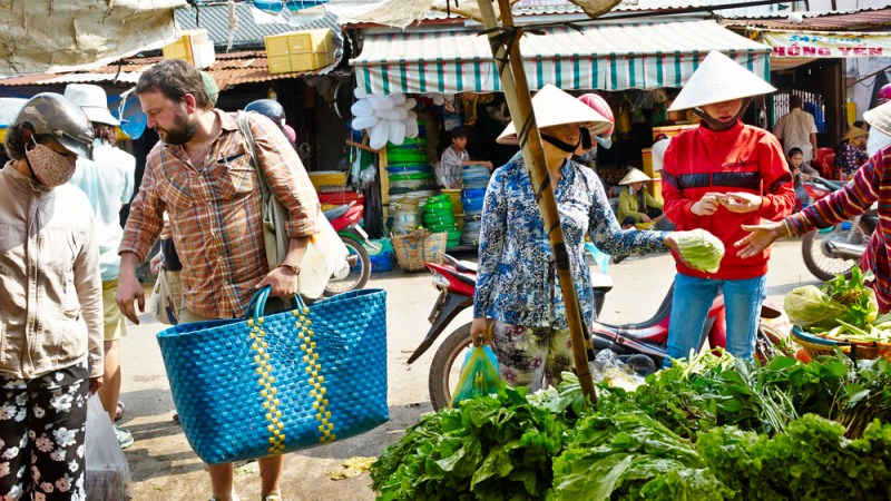 Epic Market Time, Phu Quoc Edition: 10 Photos From The Duong Dong Wet Market