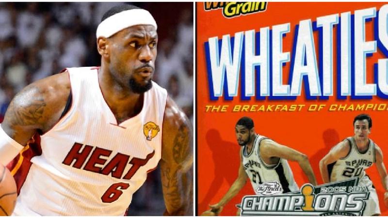 NBA Power Rankings: Breakfast Cereal Edition