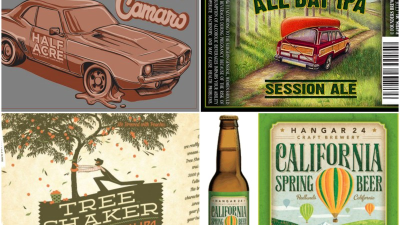 10 Craft Beers On Our Radar This Spring