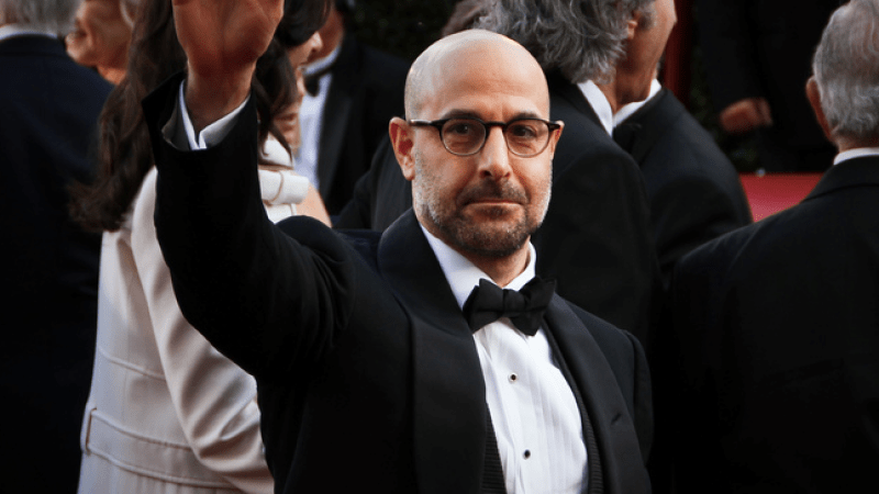 Stanley Tucci will host this year's James Beard Foundation Awards.