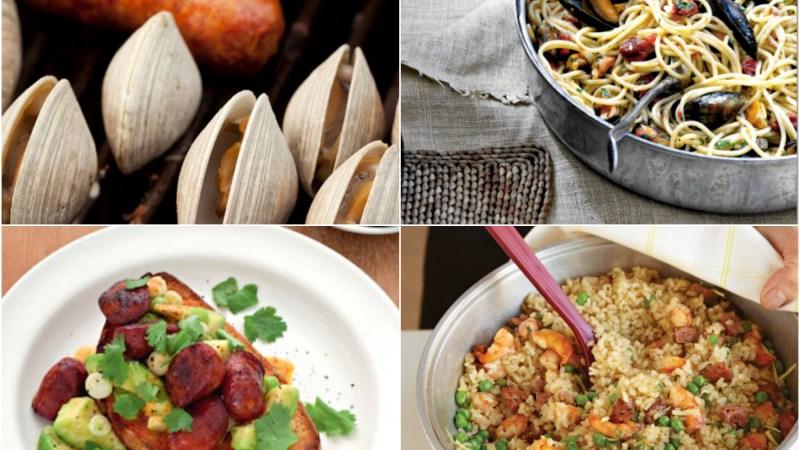 6 Ideas For Dinner Tonight: Chorizo