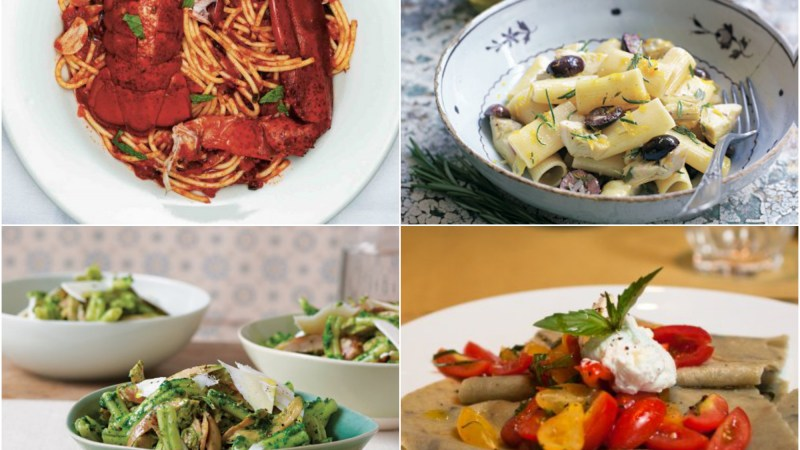 11 Ideas For Dinner Tonight: Light Pasta Dishes