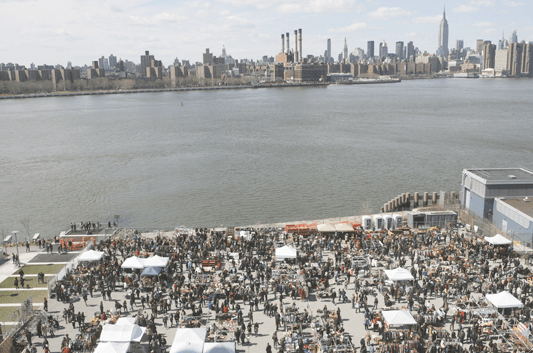 Two of the Brooklyn Flea and Smorgasburg markets are moving this spring.
