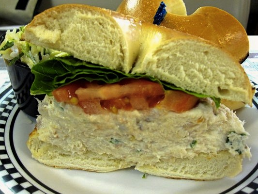 Whitefish Salad, The Bagel's Secret Lover