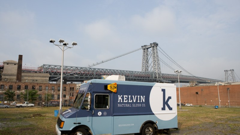 Frozen In Time: Behind The Rise Of Kelvin Natural Slush Co.