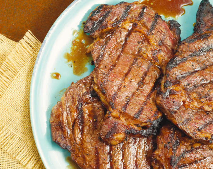 Beer And Brown Sugar Ribeye Steak Recipe