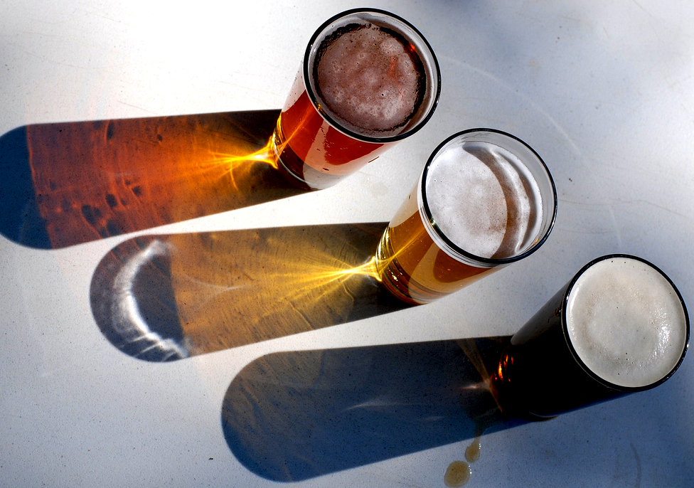 does light beer have less alcohol