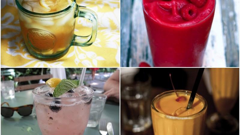 Fresh Fruit Drinks For Better Hydration