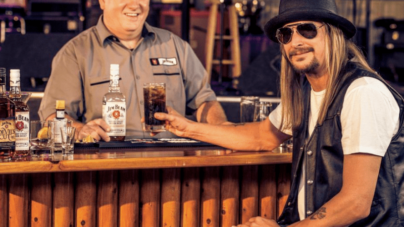 Kid Rock's Personal Mixologist Discusses All Things Bourbon