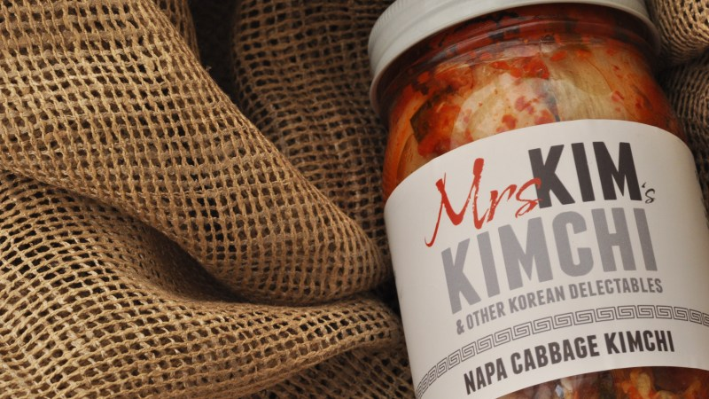This Business Doesn't Stink: The Story Behind Mrs. Kim's Kimchi