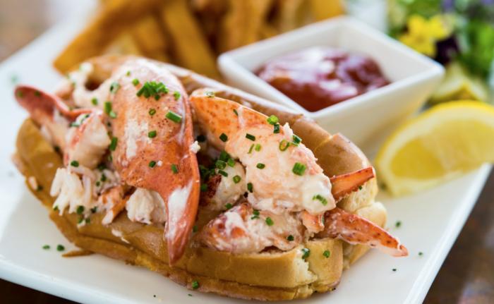 MC Perkins Cove Lobster Roll Recipe