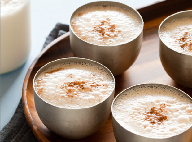 Frozen Southern Milk Punch Recipe | Food Republic