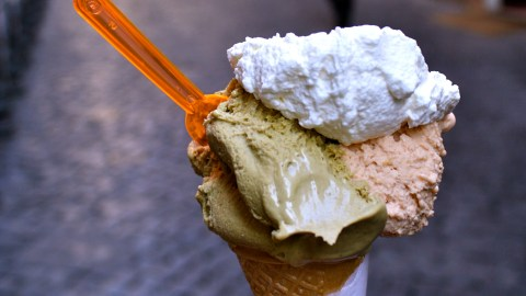 What's The Difference Between Ice Cream And Gelato?