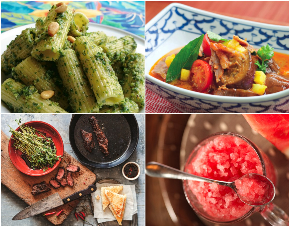 New Recipes This Week: Duck Curry, Arugula Pesto, Peppered Hanger ...