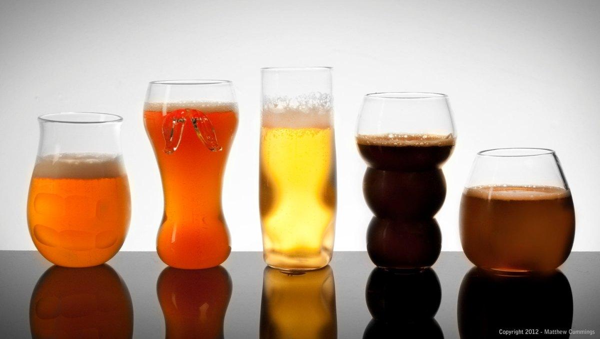 craft beer snobs meet your new favorite glassware food