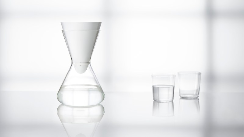 If You're A Fan Of The Chemex, You'll Love This New Water Filter