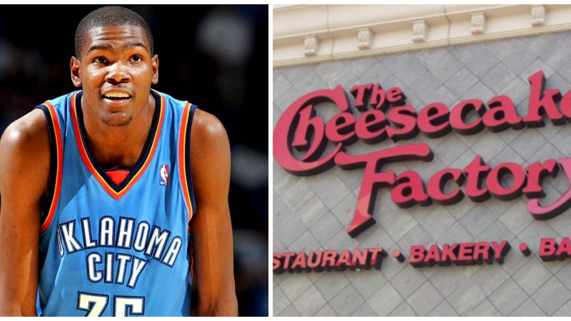 NBA Preseason Power Rankings: Cheesecake Factory Edition