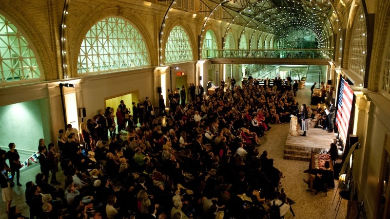 The annual Good Food Awards took place last week at the Ferry Building in San Francisco.
