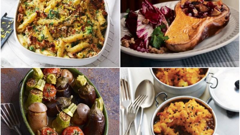 7 Ideas For Dinner Tonight: Hearty Vegetarian Bakes