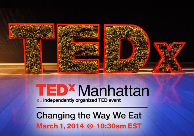 The fourth annual Ted X Manhattan talk will feature Tom Colicchio.