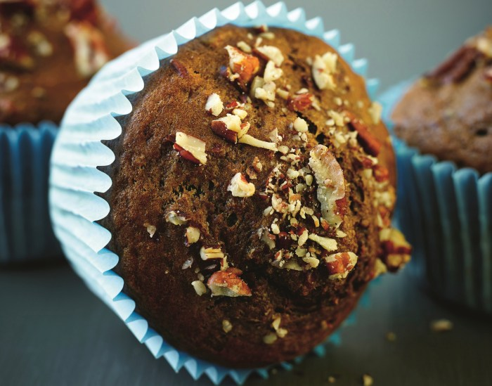 Cappuccino Cinnamon Pecan Muffins Recipe - Food Republic