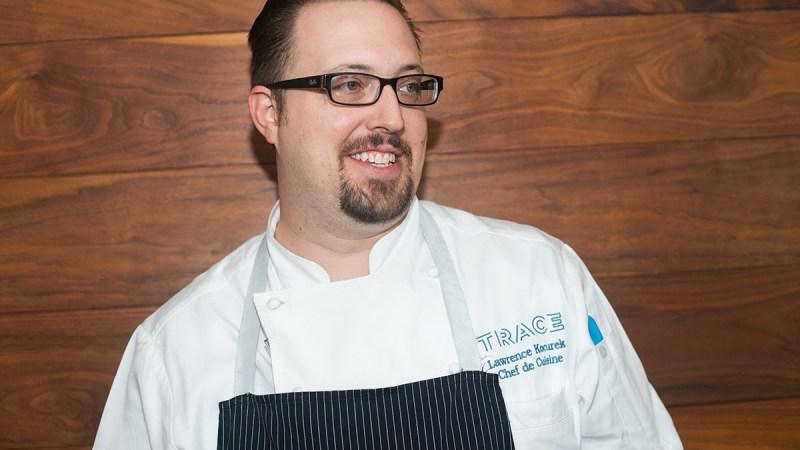 Lawrence Kocurek Austin chef Trace W Hotel