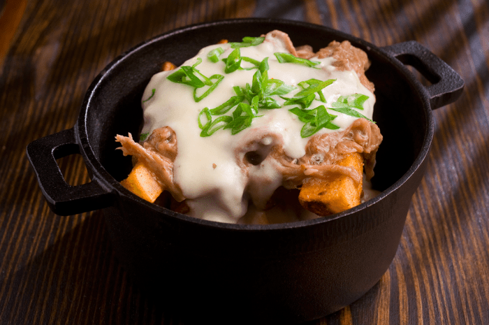 Oh Mon Dieu! It's A Brisket Poutine Recipe