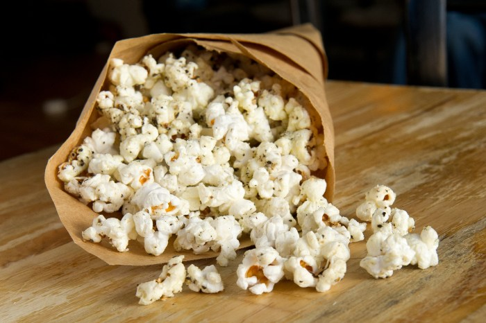 blue cheese popcorn recipe
