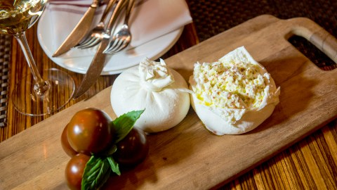 how to make fresh burrata