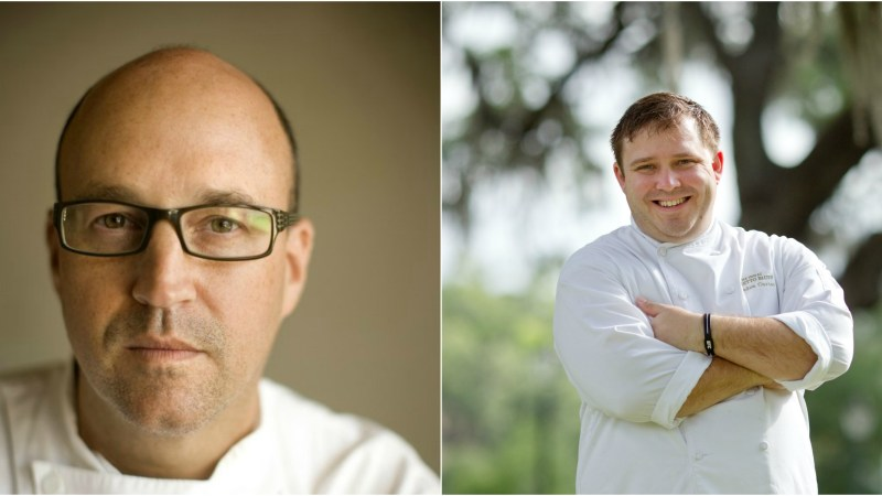Chefs John Currence And Brandon Carter Bring Music To Your Mouth To Austin