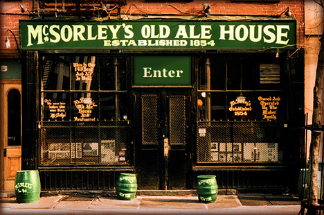 McSorley's is one of NYC's most storied Irish bars. Is it in jeopardy?