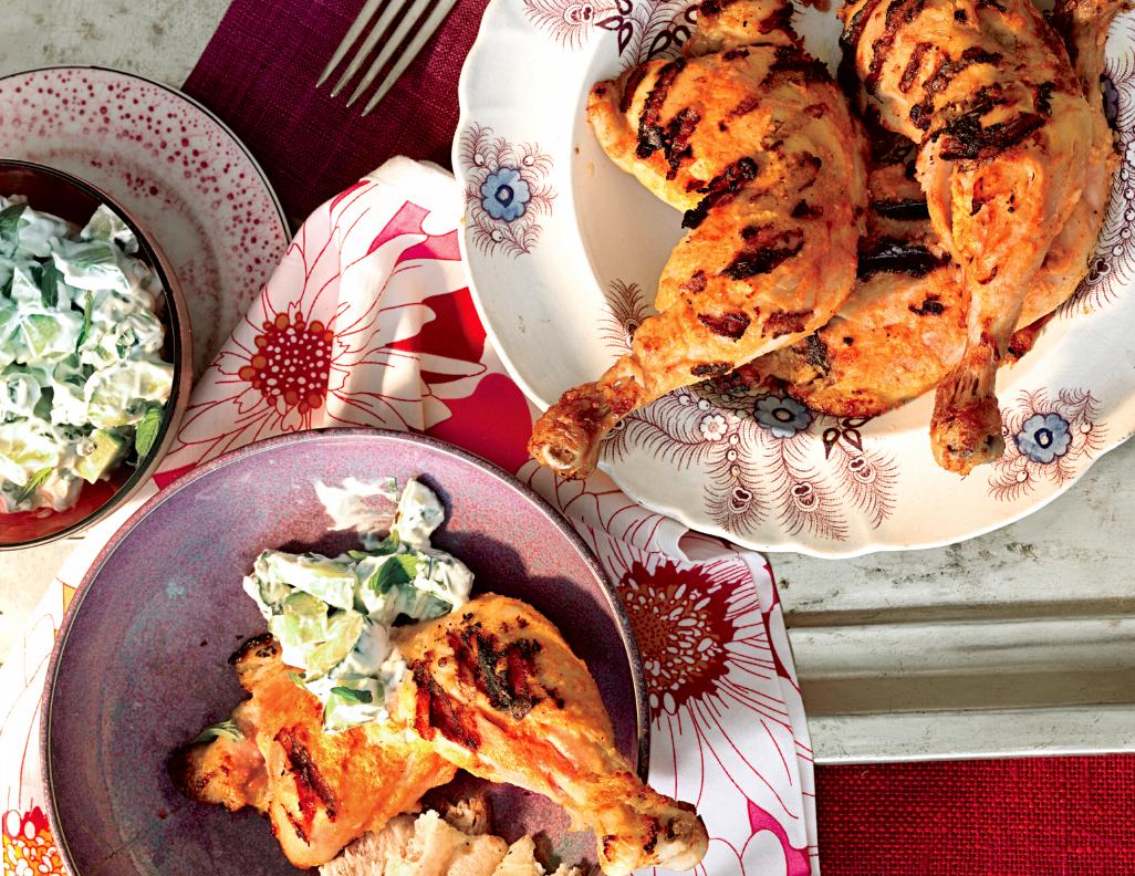 best grilled tandoori chicken recipe