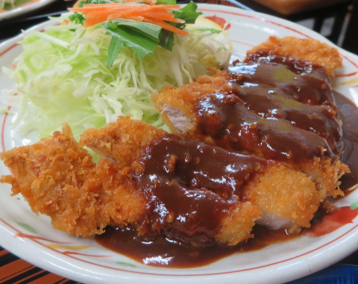 Miso Katsu (Breaded Pork Cutlet With Red Miso Sauce) Recipes ...