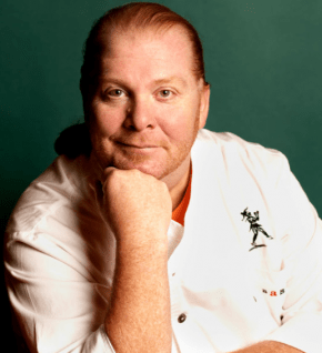 Mario Batali's production company is aimed at the younger generation.